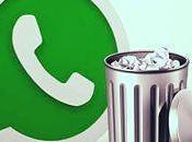Recuperar conversaciones borradas Whatsapp, fotos, videos, audio