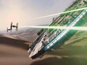 Nueva Imagen Millennium Falcon Para Star Wars: Episode Force Awakens
