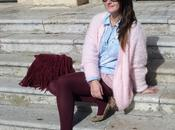 Burgundy Pink