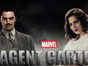 Detrás cámaras 'Agent Carter'.
