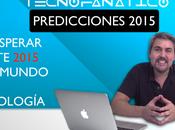 Predicciones para este 2015 mundo tecnología (Video)