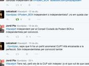 "Podemos, independentismo verdadero ""Caballo Troya"""