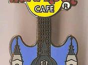 Guitarras Harld Rock Café Madrid