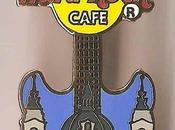 Guitarras Harld Rock Café Madrid