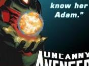 Misterioso teaser Visión para promocionar Uncanny Avengers