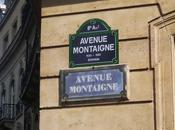 Walking through Montaigne (video)