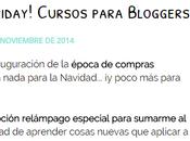 Cómo poner fecha debajo título Blogger