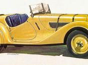 auto alemán legendario: