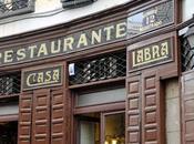 Ruta establecimientos centenarios Madrid