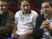 Podemos syriza ¿almas gemelas diferencias entre españa grecia?