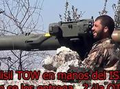 ISIL tiene armamento Norteamericano…