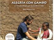 Libro Alegría Gambo: mirada etíope alimentó vida