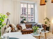 Ideas para crear pequeño apartamento repleto estilo