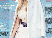 Rosie Huntington-Whiteley protagoniza portada Elle