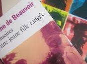 Memorias joven formal Simone Beauvoir.
