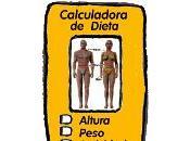 ¡¡¡Calculadora dieta!!!