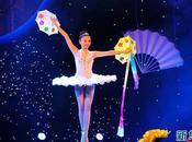 Yan, bailarina ballet simplemente mágica