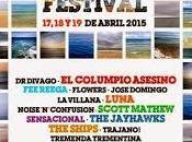 Gijón Sound Festival 2015: Luna Columpio Asesino, entre otros