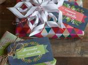 2262.- Etiquetas para regalos Navidad