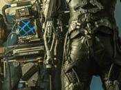 vistazo armadura Duende Verde cabeza Norman Osborn 'TAS