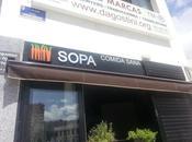 Sopa restaurante comida sana vegetariana Tenerife