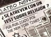 Aquel test sobre religión publicó York Times