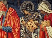 Unos Reyes Magos prerrafaelitas