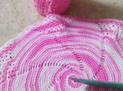 toque shabby chic tejiendo envolturas ganchillo touch wrapping with crochet)