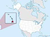 Ubicación geográfica Hawái clima