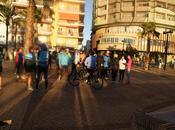 Quedada entrenamiento reivindicativo interclubes Fuengirola