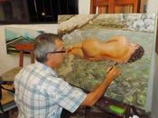 Jorge Marín Artista plástico