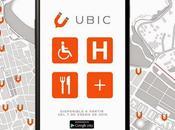 UBIC servicio geolocalización espacios adaptados discapacitados físicos Gijón