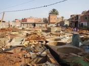 Barrio tenerías curtidores Marrakech
