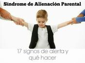 Síndrome alienación parental