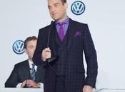 Anuncian cantante Robbie Williams como nuevo director mercadotecnia