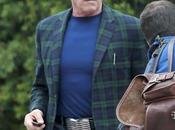 Arnold Schwarzenegger aprueba relación hijo Miley Cyrus