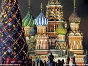 Navidad, Rusia, celebra siete enero