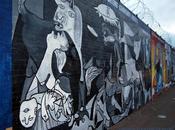 Murales políticos LondonDerry Irlanda Norte