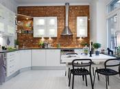 Cocina blancos negros- Diseños para cocina perfecta