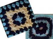 Variantes granny square (How change squares)