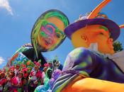 Música, arte literatura protagonistas ferias fiestas Colombia enero