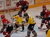 Aramón Jaca ganó Puigcerdá 2-7. nuevo líder Liga Hockey sobre hielo