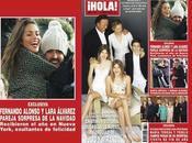 Fernando Alonso Lara Álvarez, juntos Nueva York
