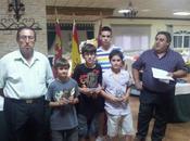 Daniel Motos Campeonato Regional Ajedrez Rapido (Campeón