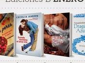¡Novedades Ediciones Argentina Enero!