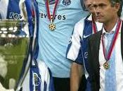 Jose mourinho. modelo juego oporto. portugues