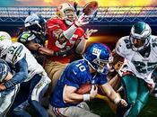 Futbol Americano redes sociales apps equipos (II)