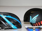 será proveedor nuevos cascos equipos Fundación Alberto Contador