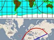 ¿Qué línea geodésica?