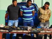 Atrapan presuntos policías civil atraco SJM.